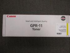 7626A001AA Genuine Canon (GPR-11) Yellow Digital Copier Toner OEM