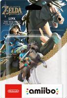 Amiibo - The Legend of Zelda Collection Figur: Link Reiter / Rider (NEU & OVP)