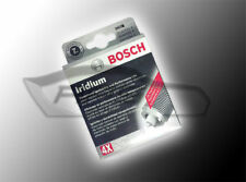 BOSCH 9606 IRIDIUM SPARK PLUGS - SET OF 4