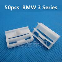 50x BMW 3 Series E36 E46 E90 E91 Side Skirt Trim Clips Sill Moilding Clips