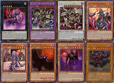 Yugioh Vampire / Zombie Deck - Sorcerer Bram Shadow Dragonecro Dragocytos Vamp