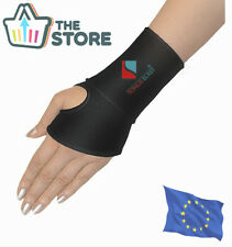 MEDICAL Neoprene Thermal WRIST SUPPORT Brace Carpal Joint Ligament Sprain Wrap