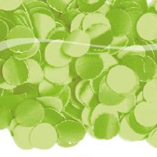 Party Konfetti grün Im 100 Gramm Beutel
