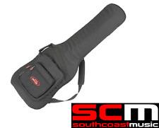 RRP$59.95 SKBGB44 SKB BASS GUITAR GIG BAG PROTECTIVE PADDED LIGHT WEIGHT