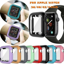 Ultrathin TPU Protective Case Full Cover Shell For Apple Watch Series 5 4 3 2 1