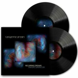Tangerine Dream Recurring Dreams 2LP Vinyl Gatefold 2020 Kscope KSCOPE1051
