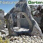 Naturstein-Garten