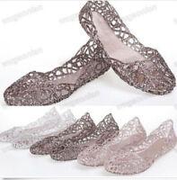 Fashion Women Summer Beach New Flats Sandals Waterproof Ventilation Casual Shoes