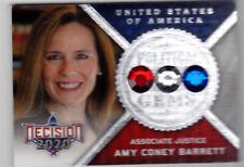 Amy Coney Barrett 2020 Decisions Series 2 Political Gems