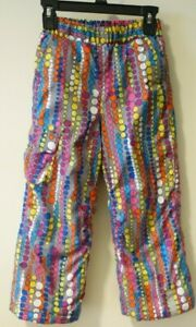 Hanna Andersson Poly Filled Snow Pants Girl's Size 110 / 5