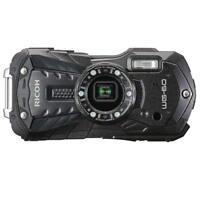 RICOH Waterproof Shockproof Digital Camera WG-60 Black EMS w/ Tracking NEW