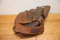 Rawlings RR Red Rolfe Vintage Baseball Glove Must See Pictures Old