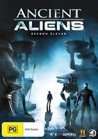 Ancient Aliens : Season 11 (DVD, 4-Disc Set) NEW
