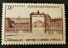 TIMBRES FRANCE  N°988 NEUFS ** LUXE MNH 1954 VERSAILLES COTE 11€