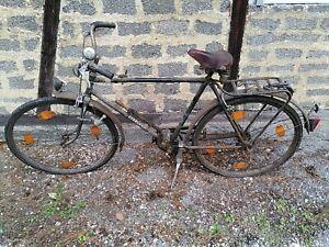 """Fahrrad """"Vaterland"""" mit Kettenschaltung """"Fichtel & Sachs"""" von 1952. Viel Orig."""