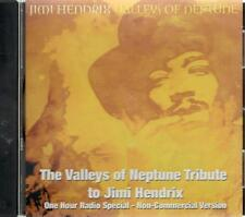 The Valleys of Neptune, Tribute to Jimi Hendrix; One Hour Radio Special, PR CD