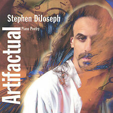 Pianopoetry by Stephen Di Joseph (CD, May-1998, SD Records)