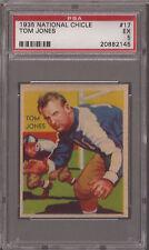 1935 National Chicle #17 TOM JONES Giants PSA 5 EX