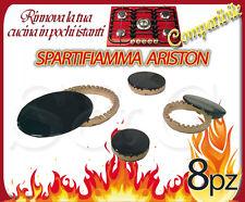 SPARTIFIAMMA + BRUCIATORE ARISTON -INDESIT 2 PZ KIT NUOVO S 0234+ B 0242 CUCINA