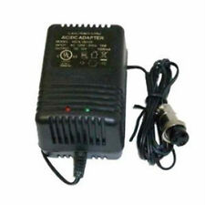 12V 1A 1000mA Battery Charger for Scooter Bike Razor Jr. Electric Wagon Boreem