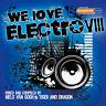 CD Nous Aimons Electro VIII d'Artistes divers 2CDs