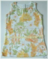 Gymboree~WILDFLOWER FIELDS Sweater Dress~6-12 mo~Floral~Baby Girl~NEW~Easter