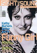 KATHY BURKE / BUSTER KEATON / JIM JARMUSCHSight & SoundApril2000