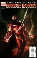 2008 #514 VF//NM Invincible Iron Man