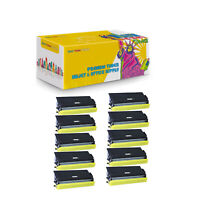 10X TN460 Compatible Toner Cartridge for Brother DCP-1200 DCP-1400 FAX-4750