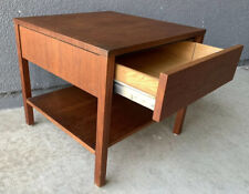 Florence KNOLL Nightstand SIDE TABLE VINTAGE MID CENTURY MODERN EAMES ERA