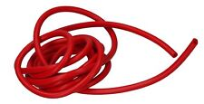 CV4 Carburatore Tubo di sfiato flessibile del carburante troppopieno 3x7mm rosso