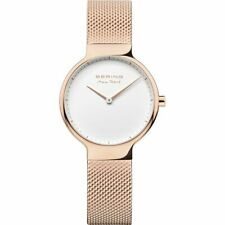 BERING Womens Analogue Quartz Watch with Stainless Steel Strap 15531-364