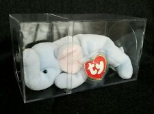 Peanut (Lt Blue)  3rd/1st gen Ty Beanie Baby Beautiful Condition