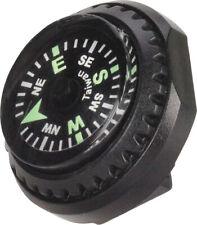 """NDUR Watchband Compass 1"""" Diameter Liquid Filled Water Resistant"""