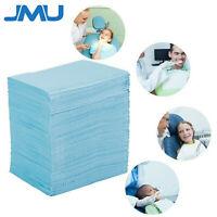 JMU Dental Disposable Medical Patient Bibs Tattoo Ortho Towel 2Ply Waterproof