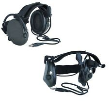 TCI Liberator II Neckband Headset Cuffia Liberator 2 Sordin Softair comtac z039