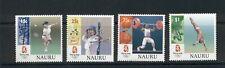 Nauru  #578-81  (2008 Olympics set)  VFMNH CV $5.50