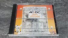AC/DC High Voltage CD Album Rare Australia Albert Release 465250 2 NICE COND OOP