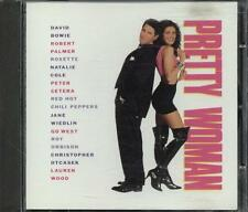 Pretty Woman Ost - David Bowie/Red Hot Chili Peppers/Roy Orbison/Roxette Cd Ex