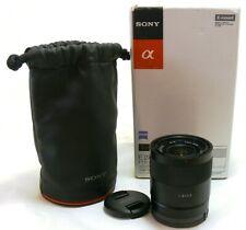 Sony Zeiss Sonnar T* E 24mm f/1.8 ZA lens SEL24F18Z E-mount, boxed MINT-