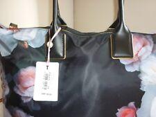 Ted Baker Genuine Cayenna Chelsea  Large Nylon Tote Bag Black BNW