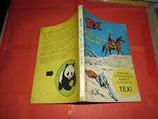 TEX GIGANTE da lire 250 in copertina N°122 d-ORIGINALE 1 edizione AUDACE BONELLI