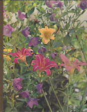 VTG Perennials Time-Life by James Underwood Crockett Vintage 1972 Hardcover Book