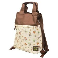 Disney Toy Story 2Way Diaper Bag Backpack Type DMB-4501K Japan EMS