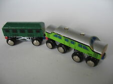 INTERCITY EXPRESS  Green Wooden Train Track Set  ( Brio Thomas )