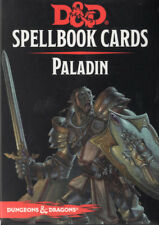 Dungeons & Dragons 5th Edition RPG: Paladin Spellbook card Deck V3