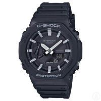 CASIO G-SHOCK Carbon Core Guard Watch GShock GA-2100-1A