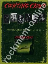 Counting Crows Recovering The Satellites LP Advert