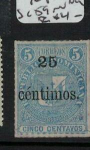 Dominican Republic SC 59 MNG (10ekv)