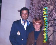 LYLE WAGGONER VICKI LAWRENCE Vintage 35mm SLIDE TRANSPARENCY 8547 PHOTO NEGATIVE